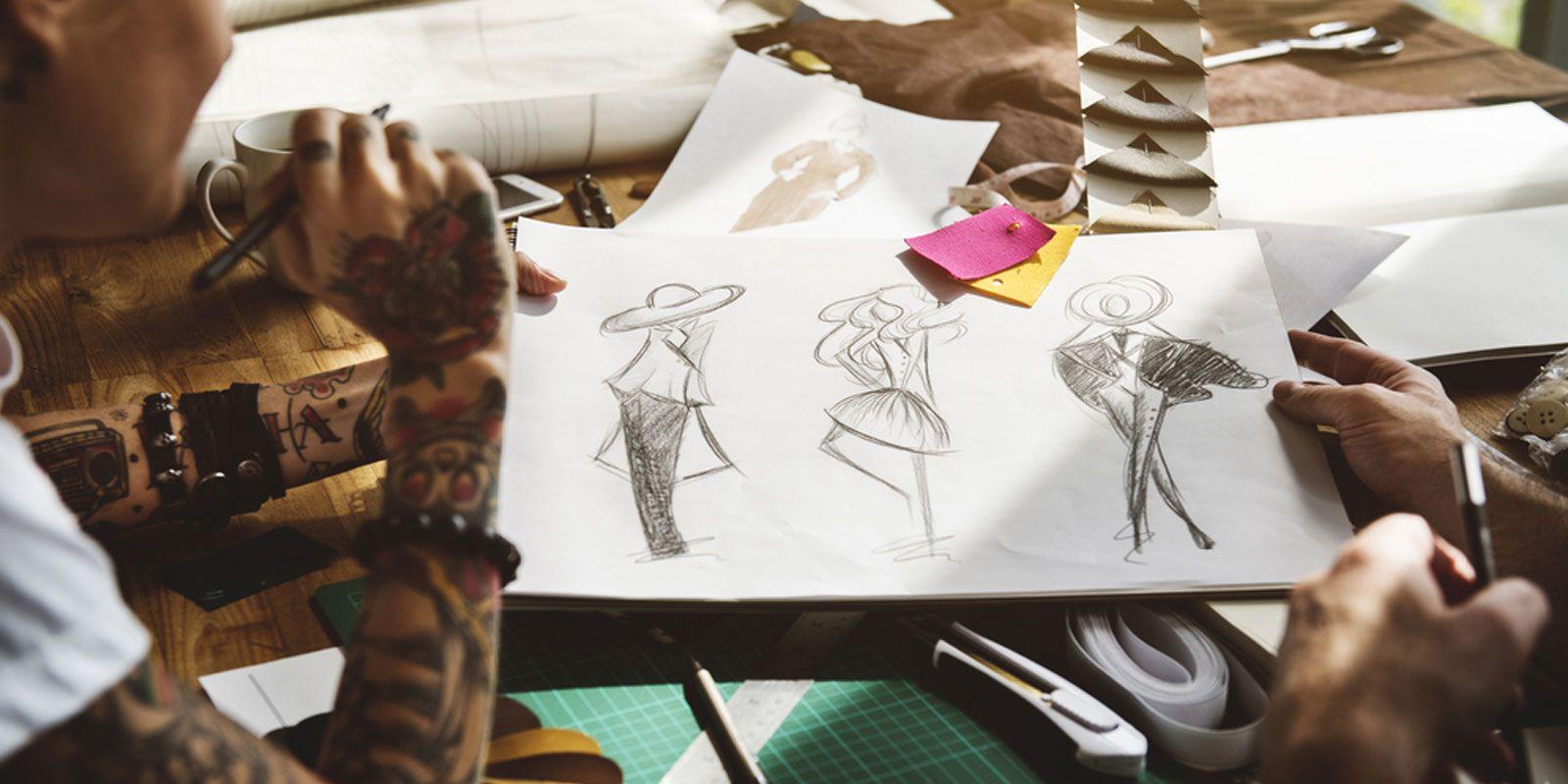 Grado en Diseño de Moda