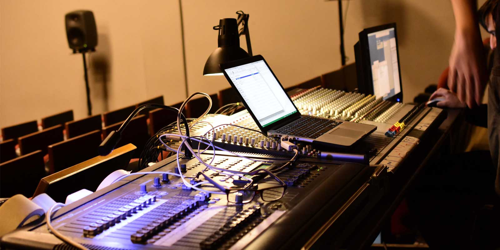 Grado en Ingeniería en Sonido e Imagen
